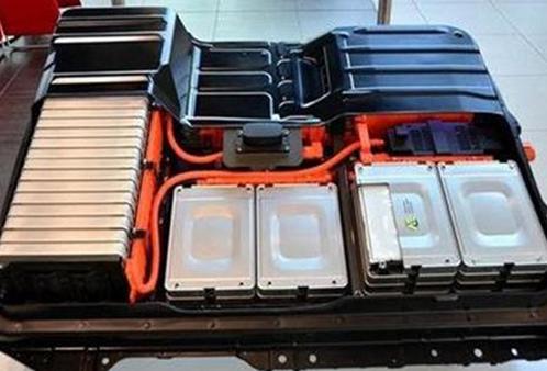 电动汽车电池模组